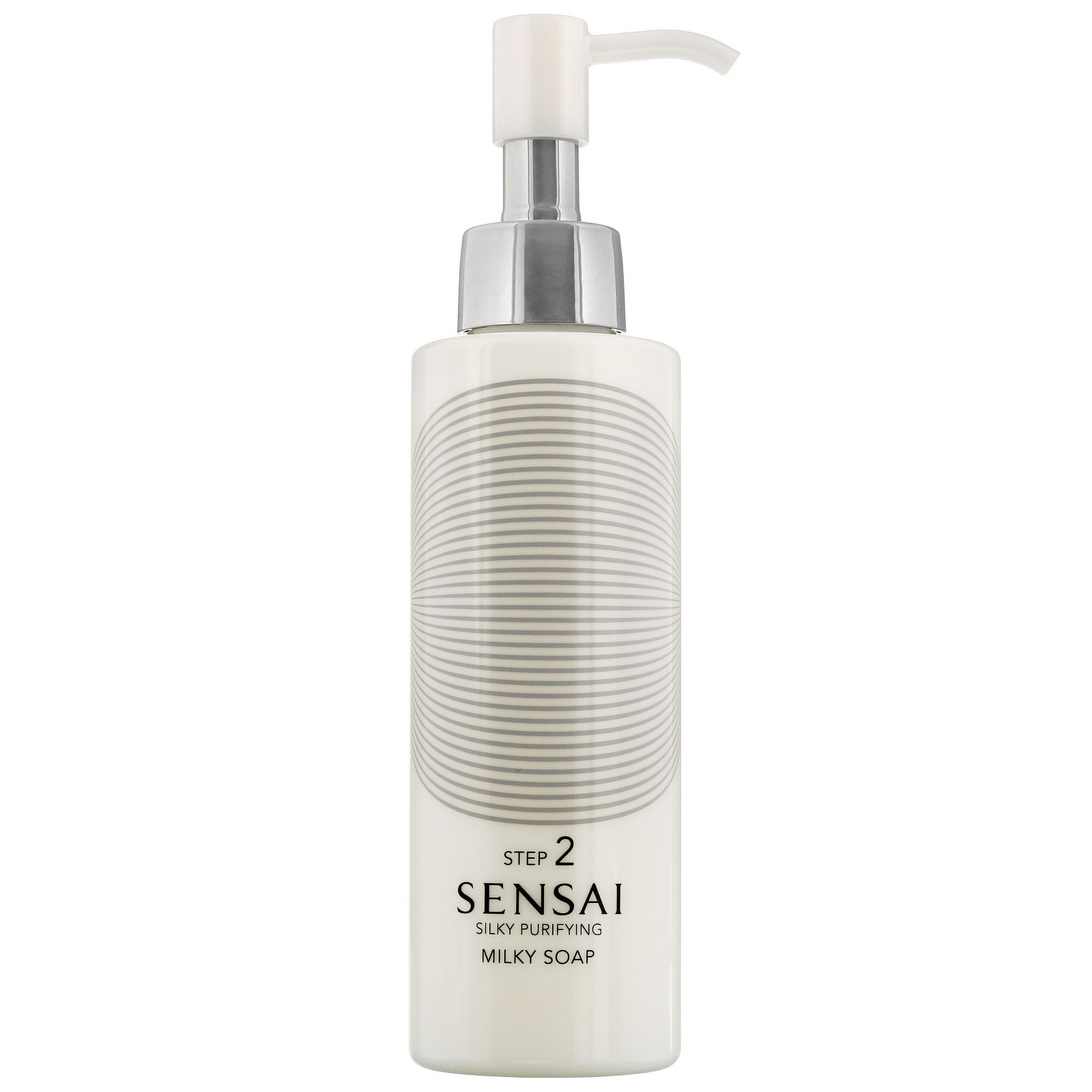 SENSAI Silky Purifying Step 2 Cleanse & Purify Milky Soap 150ml