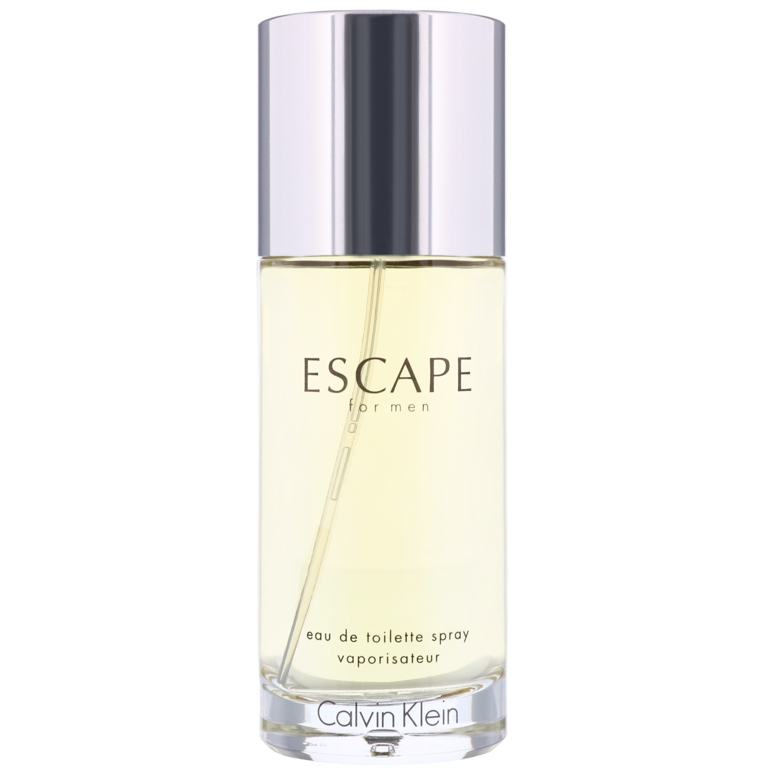Calvin Spray Escape Toilette Klein De 100ml For Eau Men 0kXwPO8n