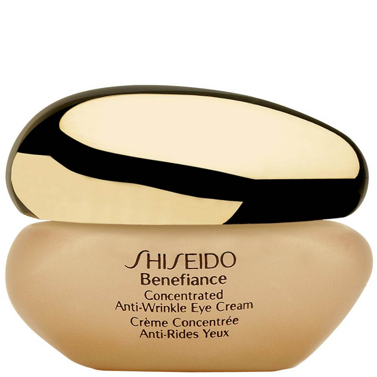 Shiseido Eye & Lip Care Benefiance: Concentrated Anti-Wrinkle Eye Cream 15ml / 0.51 oz.