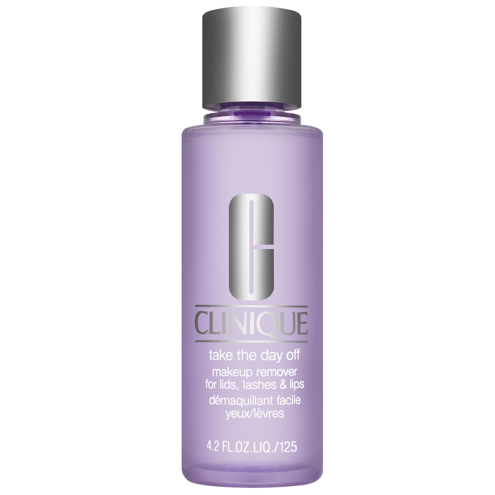 Clinique Cleansers & Makeup Removers Take The Day Off Makeup Remover for Lids, Lashes & Lips 125ml / 4.2 fl.oz.