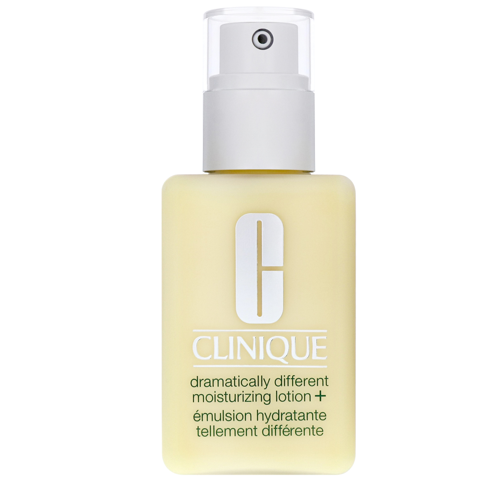 Clinique Moisturisers Dramatically Different Moisturizing Lotion+ (Pump) for Very Dry to Dry Combination Skin 125ml / 4.2 fl.oz.