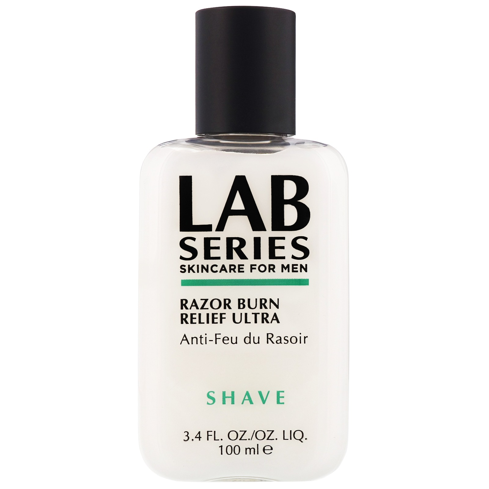 LAB SERIES SHAVE Razor Burn Relief Ultra Fragrance Free 100ml