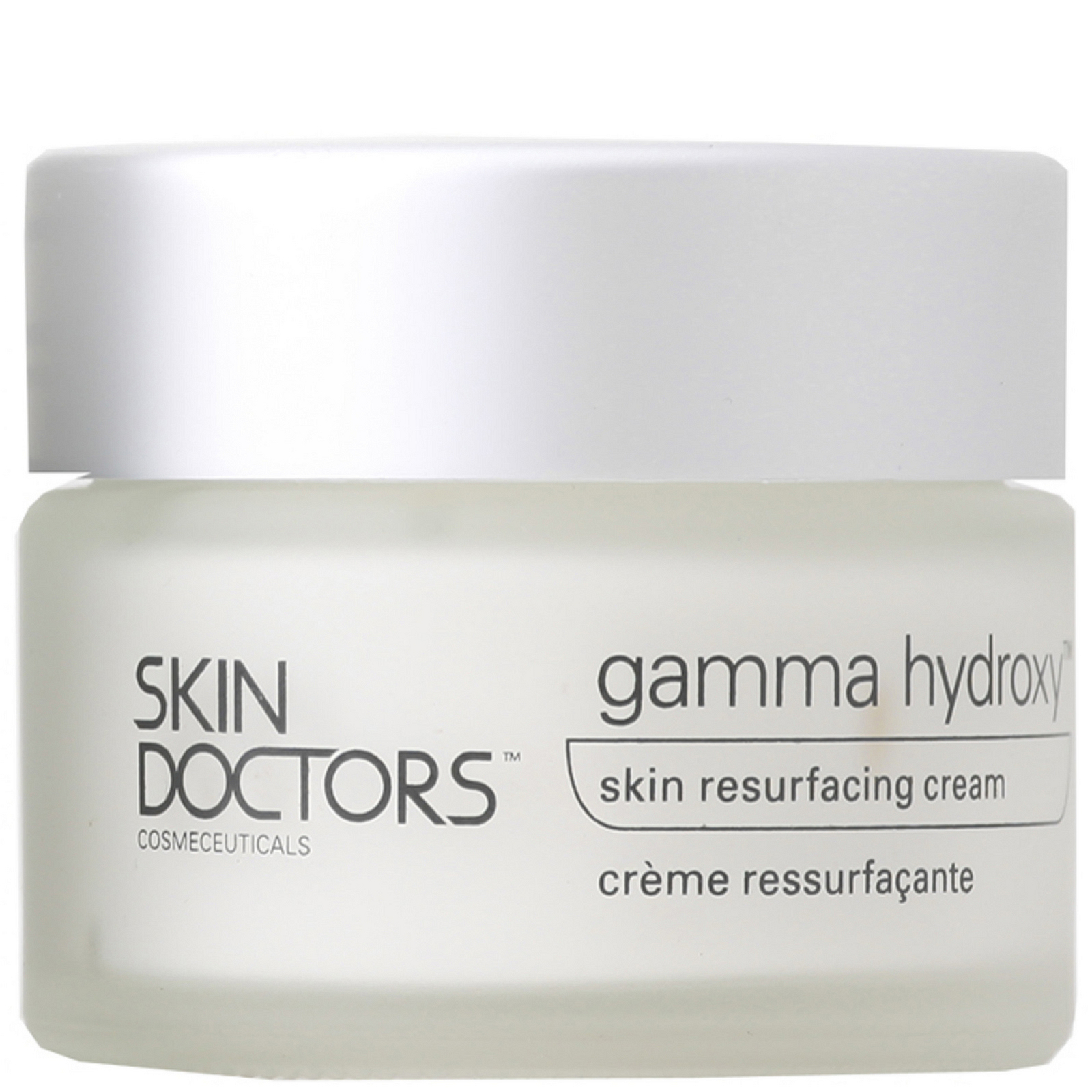 Skin Doctors Face Gamma Hydroxy Skin Resurfacing Cream 50ml