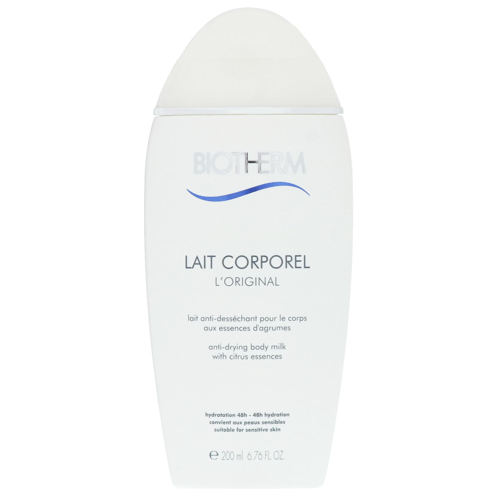 Biotherm Lait Corporel Anti-Drying Body Milk with Citrus Extracts 200ml
