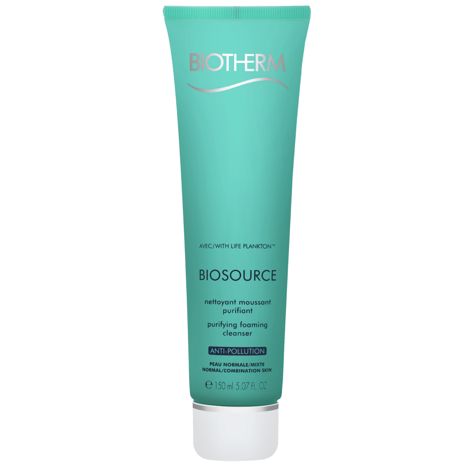 Biotherm Biosource Fresh Foam Hydra Toning Cleanser For Normal/Combination Skin 150ml