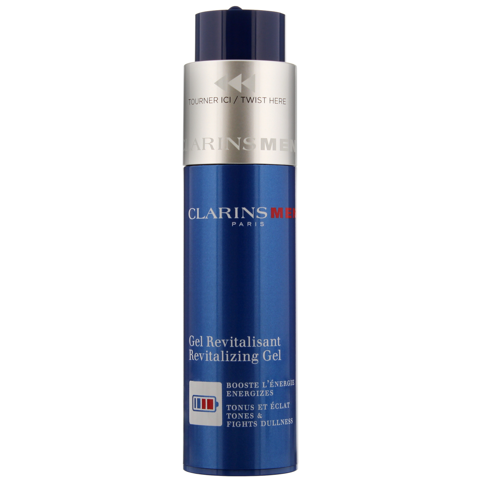 Clarins Men Revitalizing Gel 50ml / 1.7 oz.