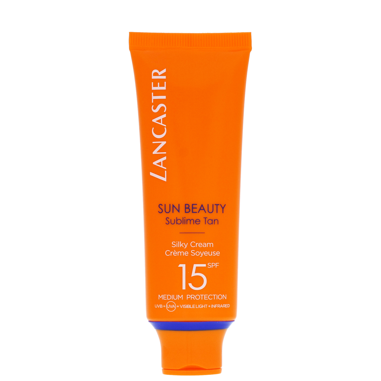 Lancaster Sun Beauty Silky Touch Cream for Face SPF15 50ml