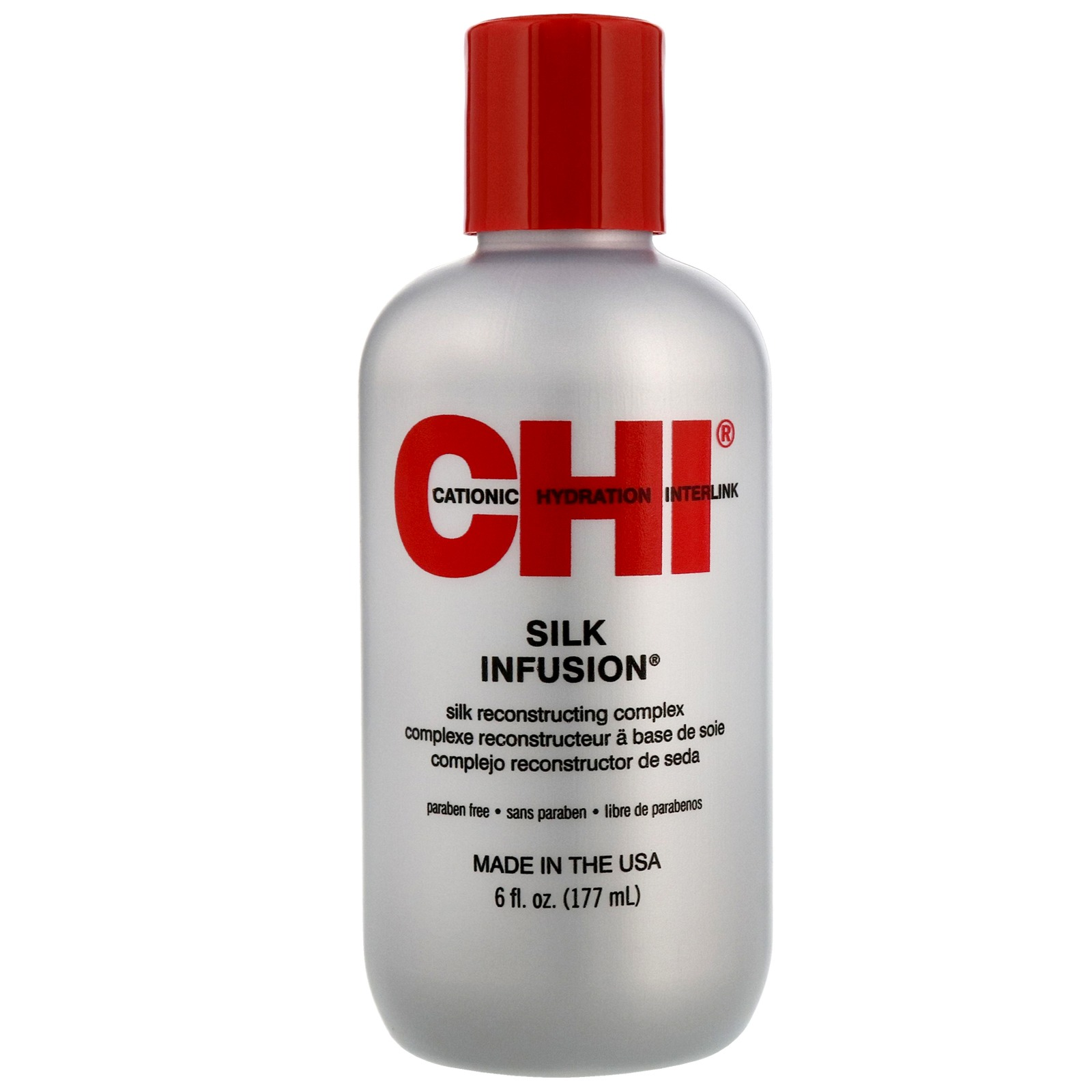 CHI Maintain. Repair. Protect. Infra Silk Infusion 177ml