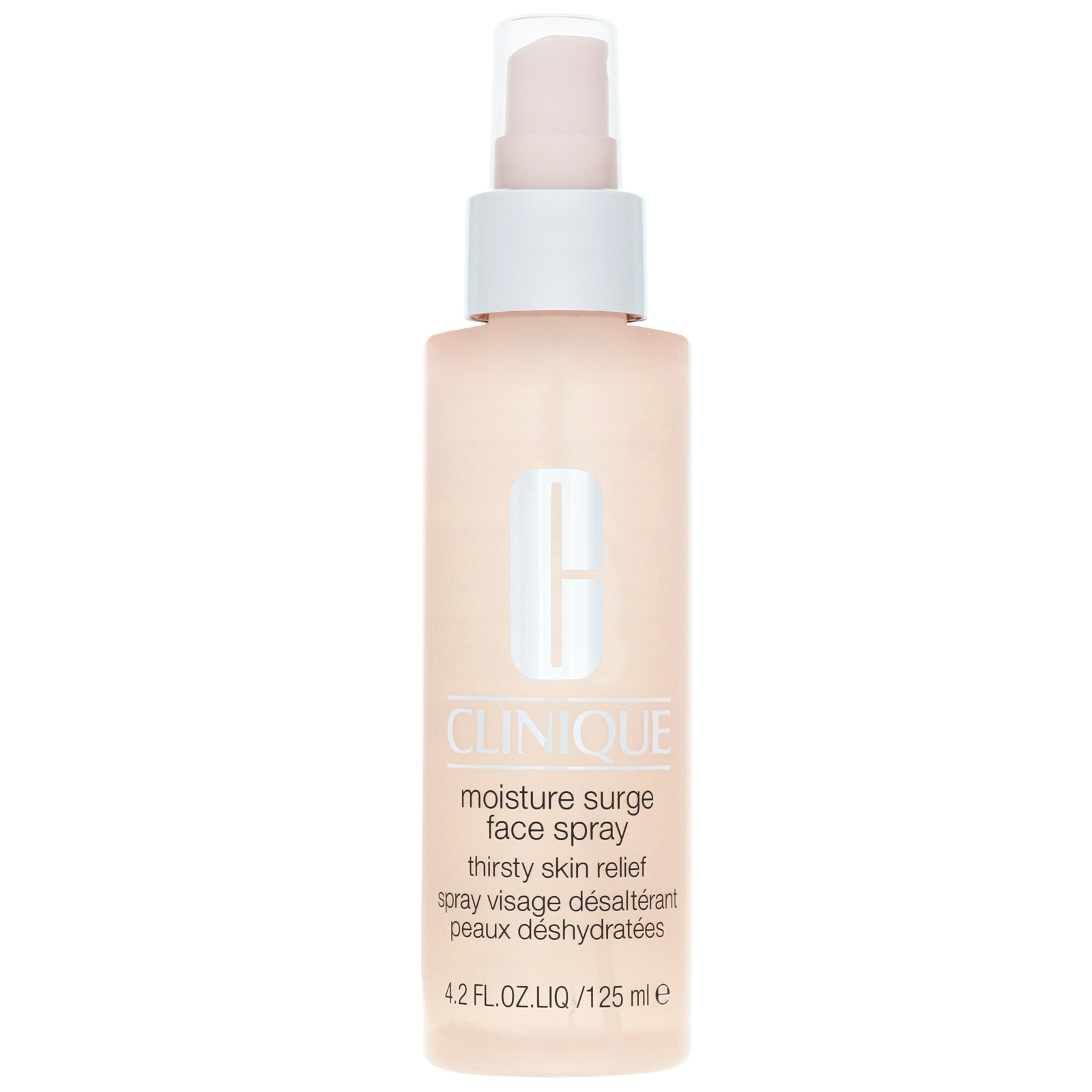 Clinique Moisturisers Moisture Surge Face Spray Thirsty Skin Relief 125ml / 4.2 fl.oz.