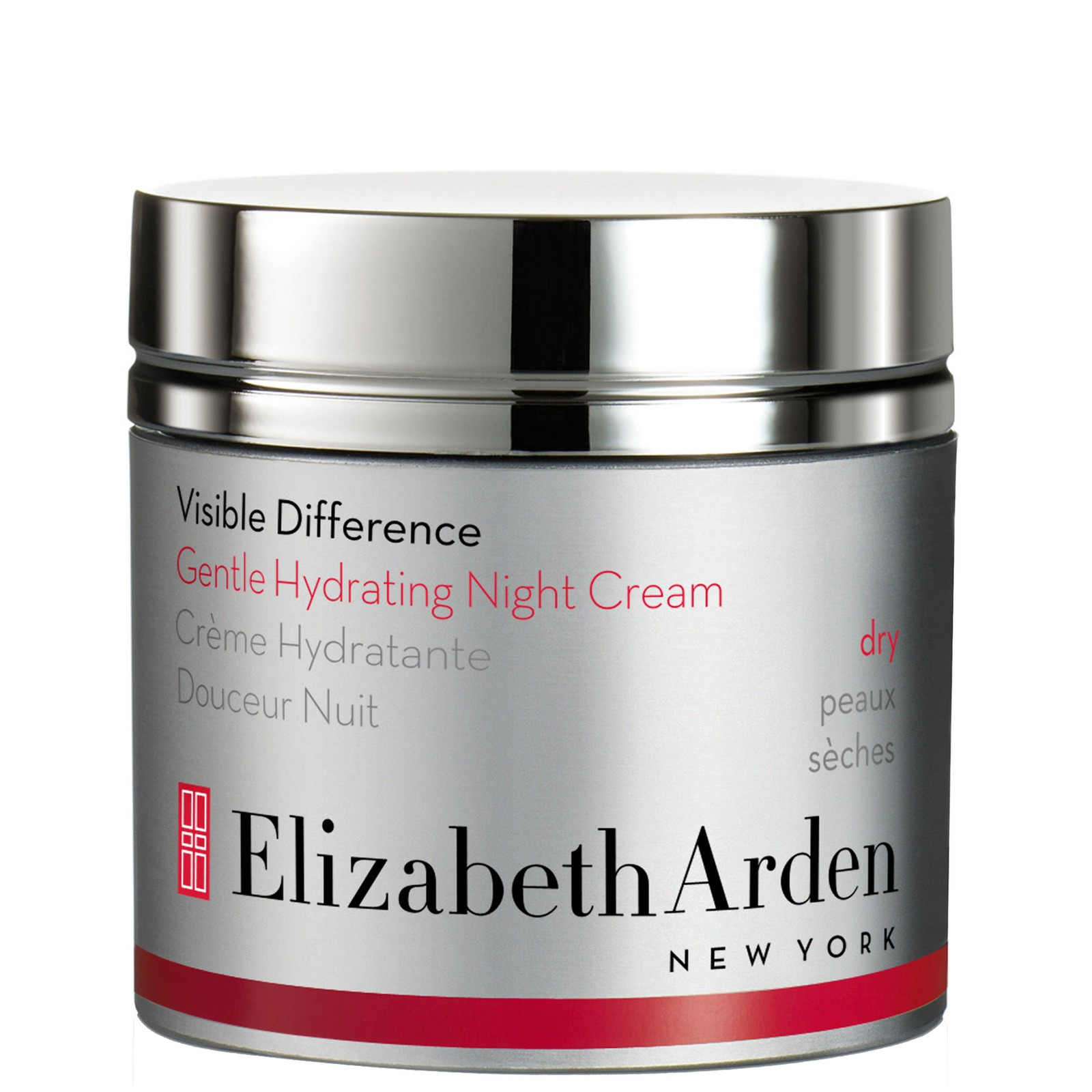 Elizabeth Arden Night Treatments Visible Difference Gentle Hydrating Night Cream For Dry Skin 50ml / 1.7 fl.oz.