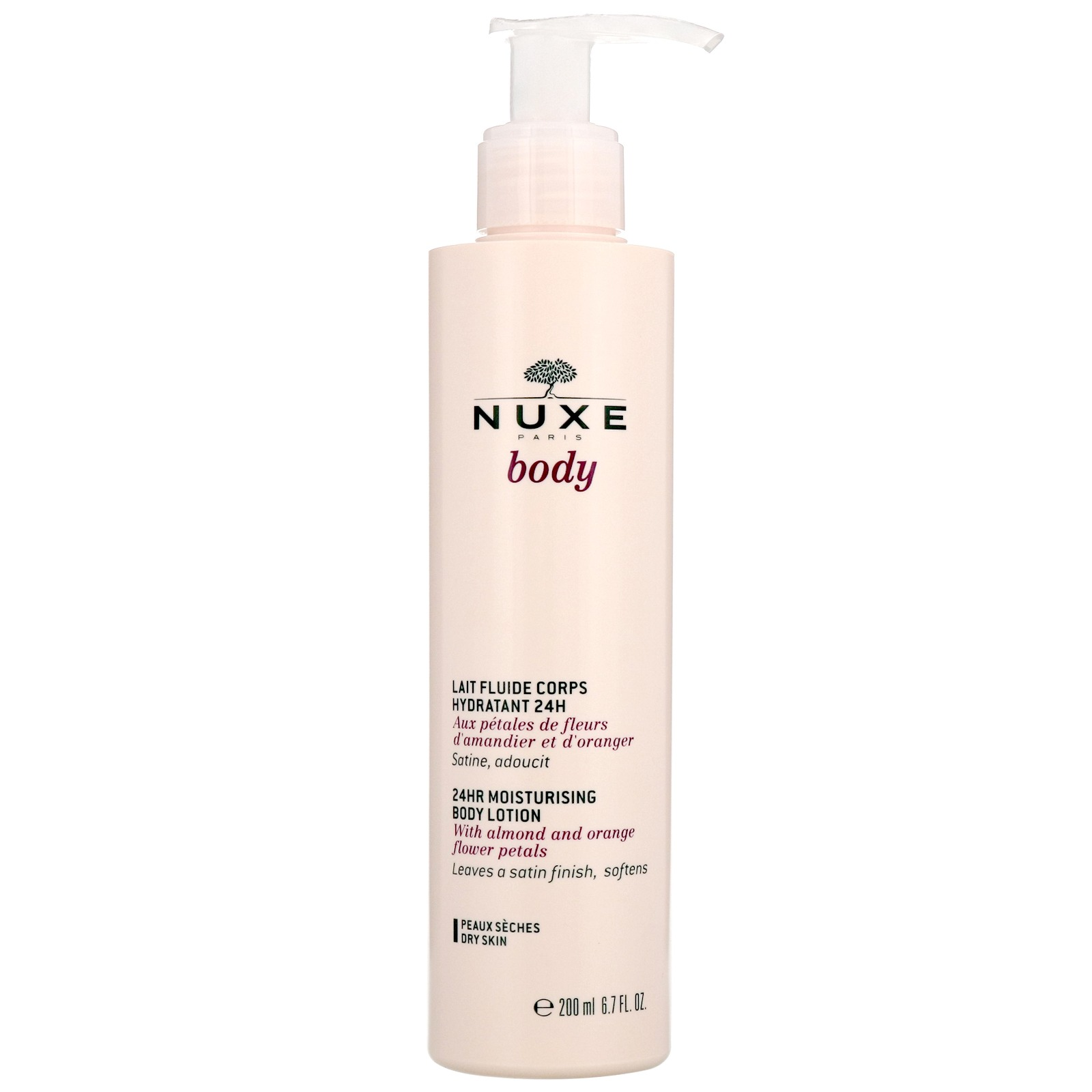 Nuxe Body 24hr Moisturizing Body Lotion 200ml
