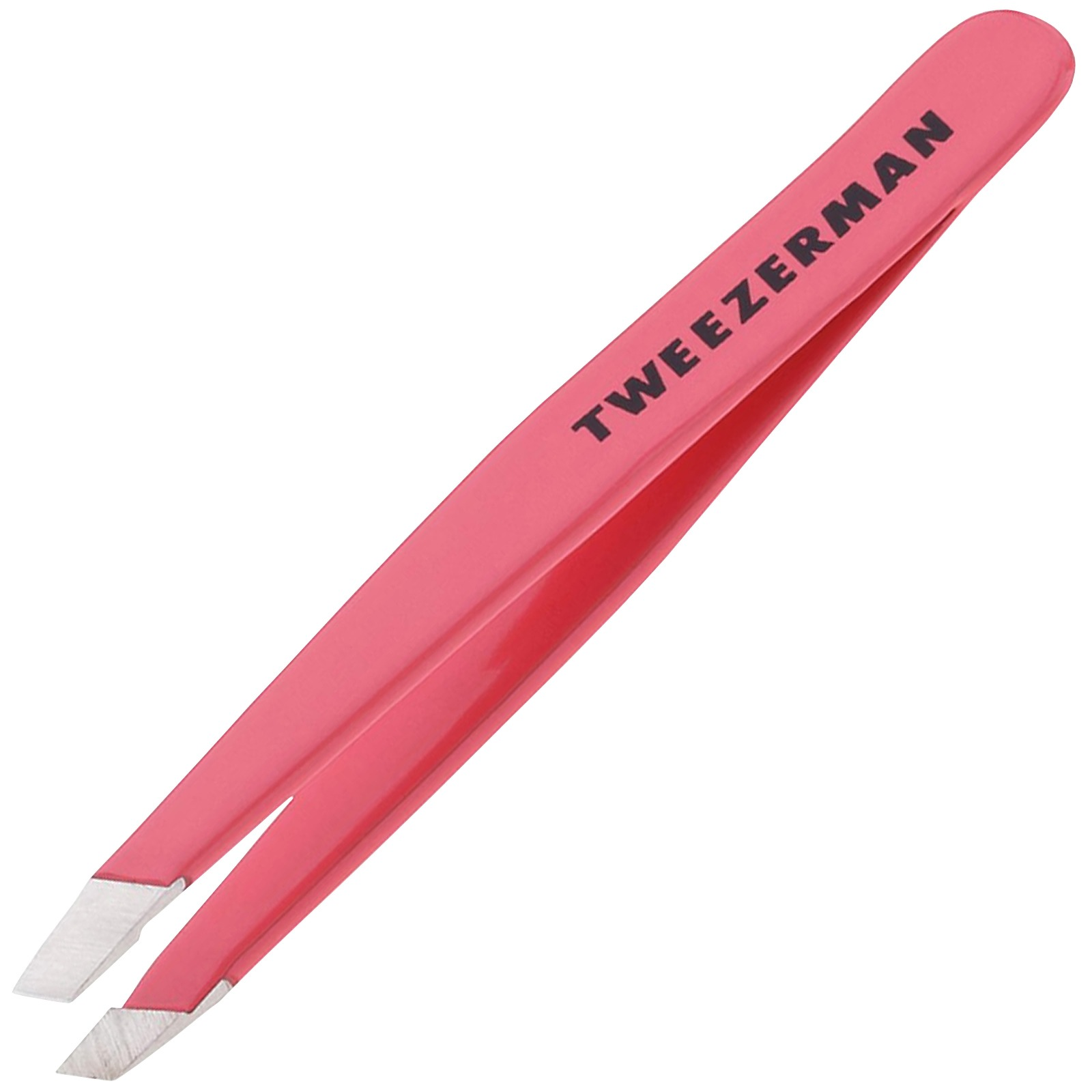 Tweezerman Brows Slant Tweezer Geranium