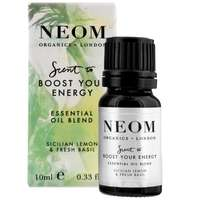 Neom Organics London Scent To Boost Your Energy Essential Oil Blend 10ml