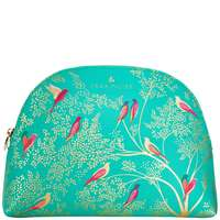Click to view product details and reviews for Sara Miller Chelsea Large Cosmetic Bag Green.