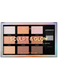 Click to view product details and reviews for Profusion Cosmetics Face Sculpt And Glow Moonstone Edition.