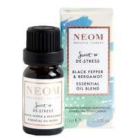 Neom Organics London Scent To De-Stress Black Pepper and Bergamot Essential Oil Blend 10ml