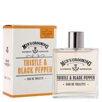 Click to view product details and reviews for Scottish Fine Soaps Mens Grooming Thistle And Black Pepper Eau De Toilette 100ml.