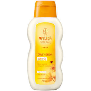 Weleda Mother & Child Calendula Oil (Fragrance Free) 200ml