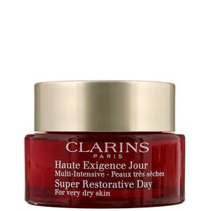 Clarins Super Restorative Day Cream For Very Dry Skin 50ml / 1.6 oz.