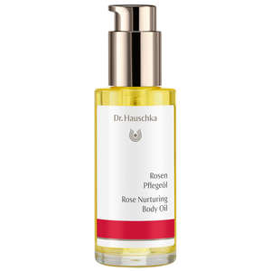Dr. Hauschka Body Care Rose Nurturing Body Oil 75ml