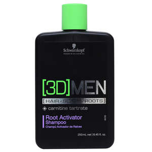 Schwarzkopf [3D] Mension Root Activator Shampoo 250ml