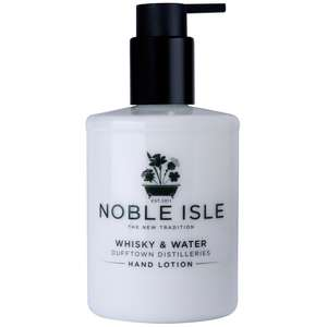 Noble Isle Hand Lotion Whisky & Water Hand Lotion 250ml