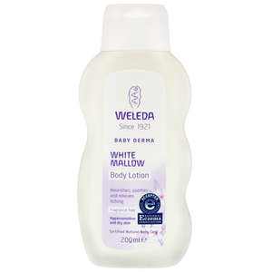 Weleda Mother & Child White Mallow Body Lotion 200ml