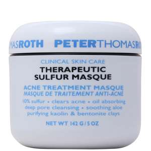 Peter Thomas Roth Acne Treatments Sulfur Therapeutic Masque 142g