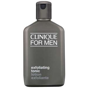 Clinique Mens Exfoliating Tonic 200ml / 6.7 fl.oz.