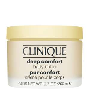 Clinique Hand & Body Care Deep Comfort Body Butter 200ml / 6.7 fl.oz.