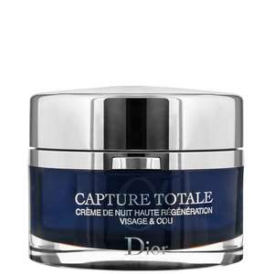 Dior Capture Totale Crème De Nuit Haute Régénération Intensive Night Restorative Cream 60ml