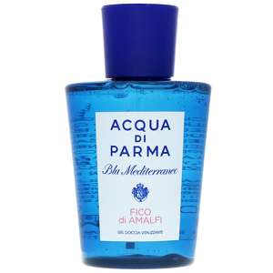 Acqua Di Parma Blu Mediterraneo - Fico Di Amalfi Vitalizing Shower Gel 200ml