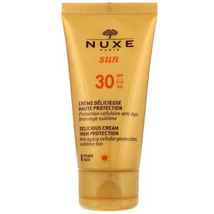 Nuxe Nuxe Sun Delicious Cream for Face SPF30 50ml