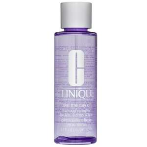 Clinique Cleansers & Makeup Removers Take The Day Off Démaquillant pour couvercles, cils et lèvres 200ml / 6,7 fl.oz.