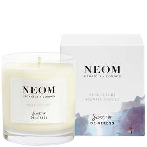 Neom Organics London Scent To De-Stress Real Luxury Candle (1 Wick) 185g