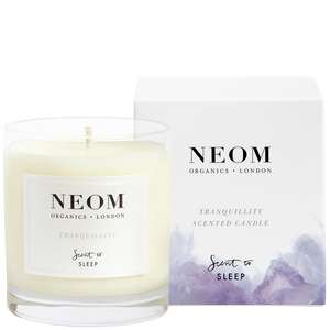 Neom Organics London Scent To Sleep Tranquillity Scented Candle (1 Wick) 185g