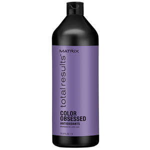 Matrix Total Results Color Obsessed Shampoo for Coloured Hair 1000ml