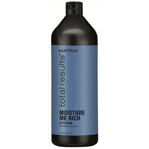Matrix Total Results Moisture Me Rich Shampoo for Dry Hair 1000ml