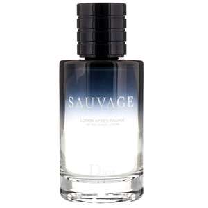 Dior Sauvage Aftershave Lotion Splash 100ml