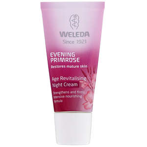 Weleda Face Care Evening Primrose Age Revitalising Night Cream 30ml