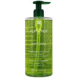 Rene Furterer Naturia Extra Gentle Shampoo For All Hair Types 500ml / 16.9 fl.oz.