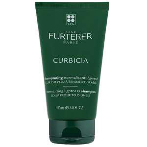 Rene Furterer Curbicia Lightness Regulating Shampoo For Oily Scalp 150ml