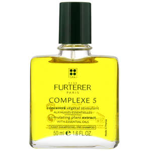 Rene Furterer Complexe 5 Stimulating Plant Extract With Essential Oils Pre Shampoo 50ml / 1.6 fl.oz.