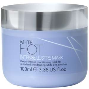 White Hot Conditioner Intense Lustre Mask 100ml
