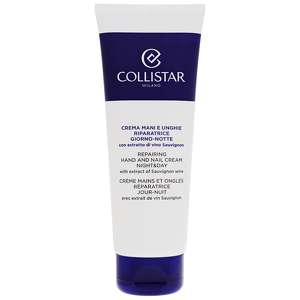 Collistar Moisturisers Repairing Hand and Nail Cream Night and Day 100ml