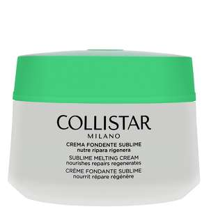 Collistar Moisturisers Sublime Melting Cream 400ml