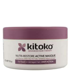 Kitoko Nutri-Restore Active Masque 450ml