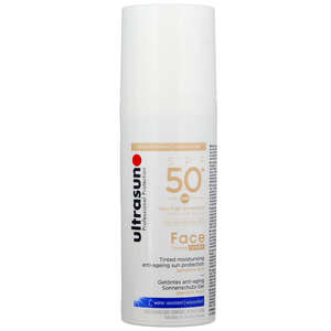 Ultrasun Face  Anti-Age SPF50+ Tinted Ivory