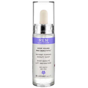 REN Clean Skincare Face Keep Young and Beautiful Instant Firming Beauty Shot 30ml / 1.02 fl.oz.