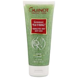 Guinot Slimming Body Care Gommage Peau D'Orange Orange Peel Skin Body Scrub 200ml / 5.93 oz.